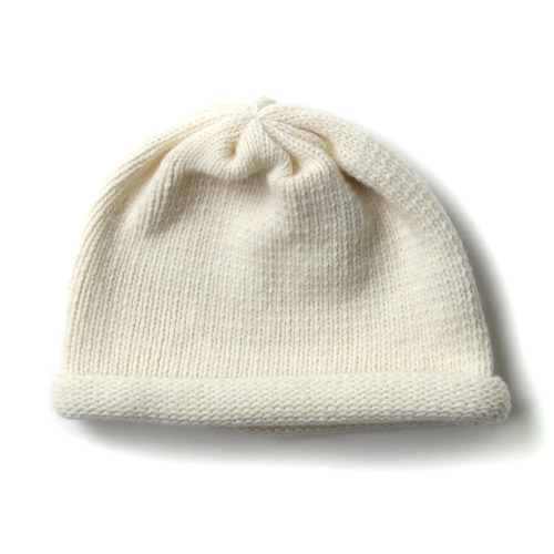 Knit Roll Beanie-item005