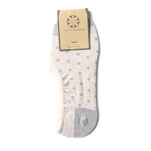Dot invisible socks-003